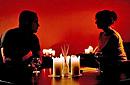 Candle Light Dinner für Zwei