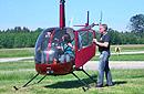 Hubschrauber-Rundflug verschenken