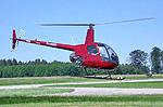 Hubschrauber oder Helipoter selber fliegen